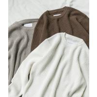 【カテゴリ】メンズ > トップス > ニット・セーター 【カラー】Off/Gray/Br...