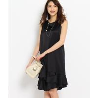【カテゴリ】レディース > ワンピース > ドレス 【カラー】ブラック(019)/ナチュ...