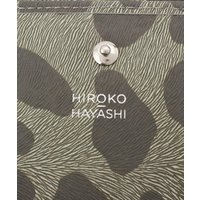 HIROKO HAYASHI / ヒロコハヤシ COLLABORAZIONE(コラボラツィオーネ) 薄型二つ折り財布