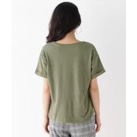 OZOC / オゾック 強撚BasicTシャツ
