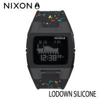 NIXON のデジタルウォッチのアイコンとして位置づけられているTHE LODOWN(ローダウン)は...