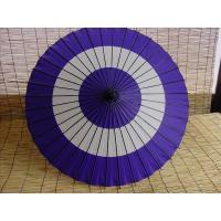 開いた直径 約75cm 長さ 約78cm。 重さ 約280g。 紙傘です。 2つに分割することが出来...