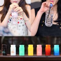[ 韓国雑貨 ]ペットボトルに直接ストローがさせる Drink Punch [ かわいい ]◆ 《韓...