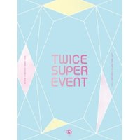 TWICE / DVD (1disc) TWICE SUPER EVENT DVD (限定版)(フォ...
