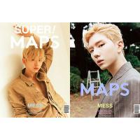 MAPS (韓国雑誌) / 2018年3月号[韓国 雑誌][海外雑誌][ファッション][かわいい]《...