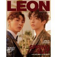 LEON (韓国雑誌) / 2018年4月号[韓国語][海外雑誌][LEON][ファッション]《韓国...