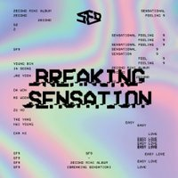 SF9 / BREAKING SENSATION (2ND MINI ALBUM) [SF9]《韓国...