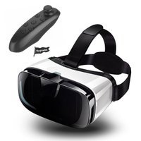 【3D VR--最新型】2016年8月の最新なVRゴーグルです。普通のVRゴーグルは挟み込み式で、ス...