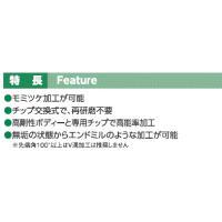 ザ・カット スーパー面取り丸ZERO MTMS1245110 12X45゜X110L (1本)|sessakukougu-com|02