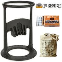 【おすすめコメント】 このキンドリングクラッカーとハンマーがあれば、 誰でも簡単で安全に焚き付け用の...
