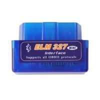自動車のECU情報をOBD2ポートからBluetooth対応器機へデータを送るインターフェイスです。...