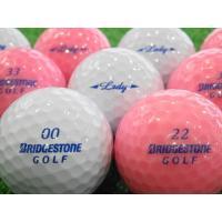 【商品説明】◆こちらの商品は当店Aランク「ブリヂストンゴルフ レディ」の20球入りのセット商品です。...