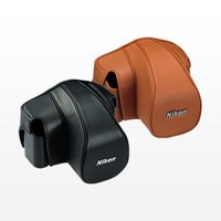 Nikon Df対応の本革製セミソフトケースです。  [主な適応機種]2014年10月現在 写真屋さ...