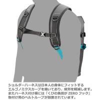 ハクバ SLD-RS-BPBK ルフトデザイン レジスト バックパック ブラック 【送料無料】