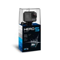 GoPro/HERO5 Black(CHDHX-501-JP)【キャッシュバックキャンペーン中!(6/30購入期限)】【数量限定!3通りの使い方が出来るアーム『3-Way』をプレゼント中!】