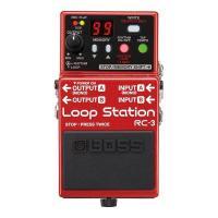 Loop Station 最大3時間の録音と99フレーズのメモリーに対応。ステレオ入出力も可能なルー...