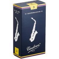 アルトサックス用リード  通称【青箱】。吹奏楽・クラシックのプレイヤーに最も人気の高いリード  ■種...