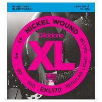 Nickel Round Wound Regular Light Long  1st:XLB045、...