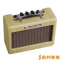 エレキギター用ミニアンプ   1W出力、2インチスピーカー2機搭載。   ボリューム、トーン、ゲイン...