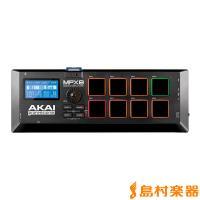 MPX8は、標準的なSDカード(別売)に保存した音声サンプルデータをロードして、8つのバックライト付...