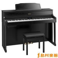 【通常7営業日前後で配送設置予定】 [ローランド×島村楽器コラボの電子ピアノ『HP605GP』。グラ...