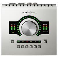 UNIVERSAL AUDIO Apollo Twin USB は、デスクトップでの音楽制作をトラデ...