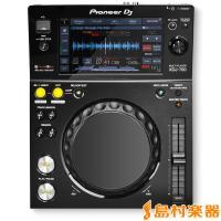 XDJ-700 主な特徴 1. フルカラー液晶ディスプレイによりスピーディーな選曲 2. 直観的な操...