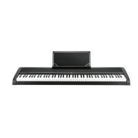 KORG B1は、初心者の方におすすめのモデルです。 ○ピアノ独特の豊かな低音を再現する新設計のスピ...