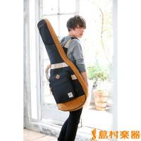 [個性と遊び心をコンセプトに、従来のギター・バッグ作りのノウハウにデザインのエッセンスを一滴加えて作...