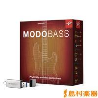 MODO BASS  は、フィジカル・モデリングによる初のエレクトリック・ベース音源です。かつてない...
