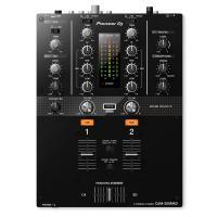 DJM-250MK2 は、スクラッチパフォーマンスに最適なパネルレイアウトと、DJM-900NXS2...