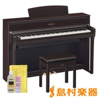[新鍵盤「グランドタッチ鍵盤」と3ウェイスピーカーで、グランドピアノらしいタッチと迫力ある演奏が堪能...