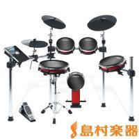 [自然な打感と優れた静音性、メッシュ・ドラムヘッドを装備した電子ドラムキットです。]  ○キット内容...