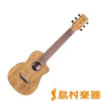 ○概要 コンパクトな容姿からは想像できないほどの鳴り、 軽量ボディながら、フルサイズギターのような演...