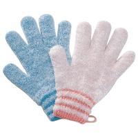 浴用手袋やさしい手 1双入り ピンク 1160A (オカモト) (入浴用小物)