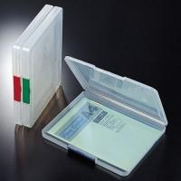 書類から小物までまとめて整理OK。  ●ケースファイル ●規格:A4L ●背幅:27mm ●色:クリ...