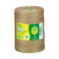 ●サイズ/520m  ●材質/黄麻  ●巻き方法/チーズ巻き  ●ひもの太さ/直径2mm  ●引っ越...
