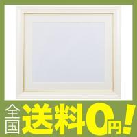 カラー:パールホワイト、金線入り 木製(石膏下地塗装) 厚手Vカット台紙(1.3mm) 前面板は透明...