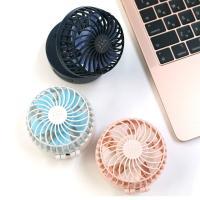 abbi Fan ハンズフリー USB扇風機 ポータブル扇風機 手持ち 卓上 ボタン 3段階風量調節 強風 オフィス おしゃれ 携帯扇風機 小型扇風機 ハンディファン コンパク|shinbeejapan|11