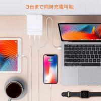 HyperDrive Apple 61W 電源アダプタ用 USB-C Hub MacBook Pro 13インチ Apple純正電源アダプタ 拡張 Apple Power Adapter アタッチメント ヂュアルチャージャー shinbeejapan 05