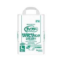ライフリー リハビリパンツ レギュラー(男女共用)L 20枚×4袋入り 1ケース!