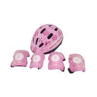 3〜6歳の女の子に人気NO1HUGっとプリキュアのヘルメットが新登場。ヘルメットとプロテクターがセッ...