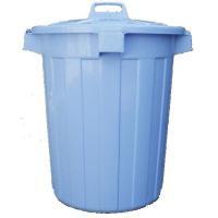 業務用のゴミ箱、食品の保存、液体の運搬等、その他様々な用途で使えるポリ容器です。