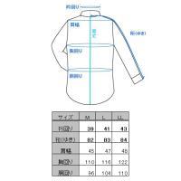 ワイシャツ 長袖 形態安定加工 形状安定 メンズ ドレスシャツ Yシャツ