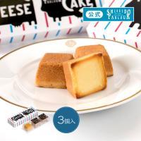 資生堂パーラー チーズケーキ3個入 東京・銀座 お土産 スイーツ ギフト