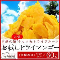 【同梱専用】お試し ドライフルーツ 訳ありはしっこセブ島産ドライマンゴー 90g 味源 自然の館