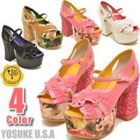 ブランド:YOSUKE U.S.A ヨースケ よーすけ YO-YOブランド KERA<BR&g...