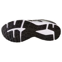asics アシックス メンズ ジョギング ランニング スニーカー TJG138-9390 シルバー×ブラック JOG100 2 SL/BL