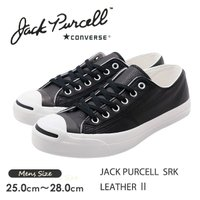 CONVERSE  JACK PURCELL SRK ジャックパーセルのレザータイプ シュリンクレザ...