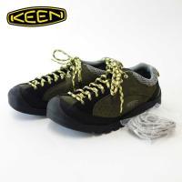 KEEN定番モデルJasperの進化系、オリジナルアウトドア スニーカー Ver.2.0。フィールド...